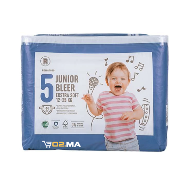 Bleer-Couche bebe-Taille5-44units-12-25kg